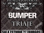 2015-01-09 BHM Estudio 27, Bumper, Husein Johnson y Triaje