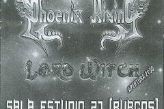 2015-03-13  BHM Estudio 27, Novaera, Phoenix Rising y Lord Witch