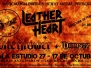 2015-10-17 BHM Estudio 27, Leather Heart, Witchtower y Dinasty