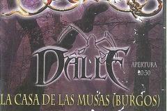 2017-10-27 Concierto BHM, Casa las Musas (11) Entrada